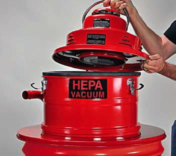 Hepa Filter Vacuum Cleaners