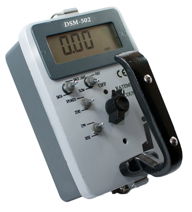 DSM-502 Survey Meter by WB Johnson
