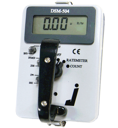 DSM-504 Geiger Counter by WB Johnson