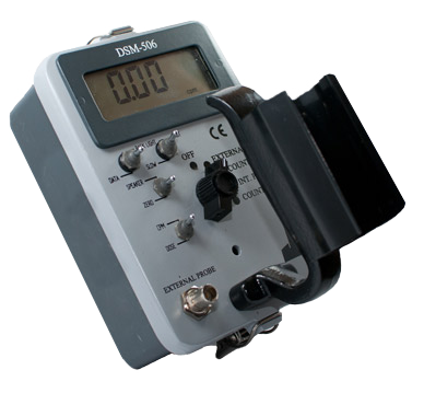 DSM-506 Survey Meter by WB Johnson