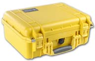 Model 1500 pelican case for nuclear emergency kit