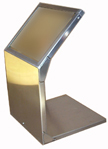 stainless steel L block shield nuclear medicine